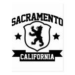 Sacramento Heraldry Postcard