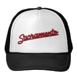 Sacramento in red hat