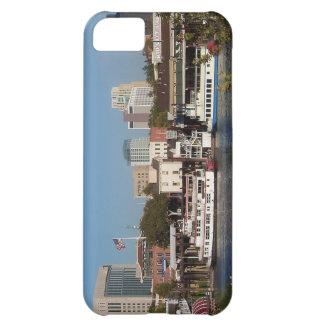 Sacramento, iPhone 5 Shell plástico flexible de CA Funda Para iPhone 5C