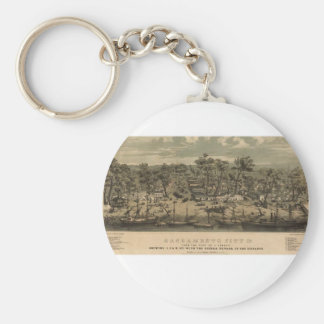 sacramento key chain