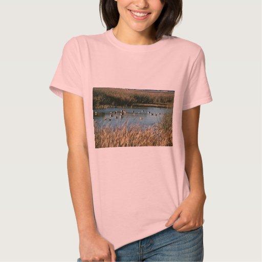 Sacramento National Wildlife Refuge Tee Shirt