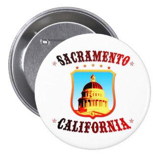 Sacramento Pin Redondo 7 Cm