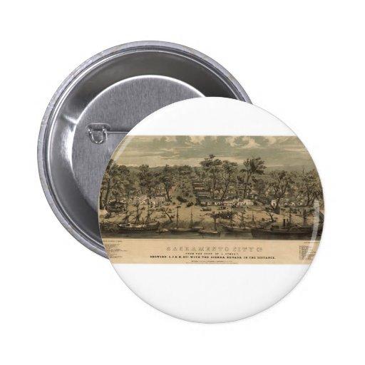 Sacramento Pin Redondo 5 Cm