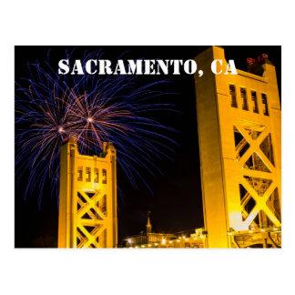 Sacramento postal de CA