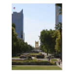 Sacramento: Puente de la torre de la alameda del c Tarjeta Postal