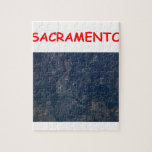 Sacramento Puzzle