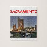 Sacramento Puzzles