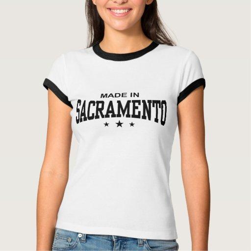 Sacramento Remeras