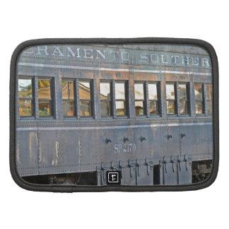 Sacramento Southern SP 2170 Rail Car Photograph Planner