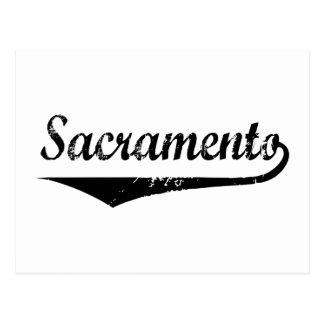 Sacramento Tarjetas Postales