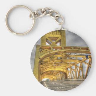 Sacramento Tower Bridge Key Chain