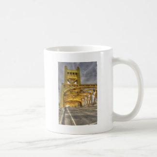 Sacramento Tower Bridge Mugs