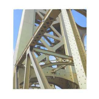 Sacramento Tower Bridge Notepad