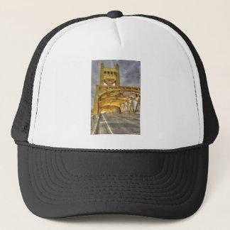 Sacramento Tower Bridge Trucker Hat