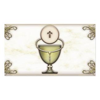 Sacraments Business Card