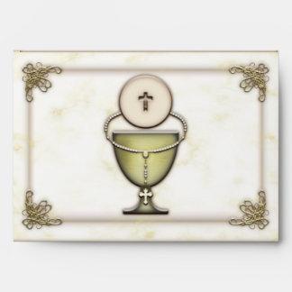 Sacraments Envelope