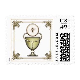 Sacraments Postage Stamps