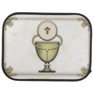 Sacraments Car Mat