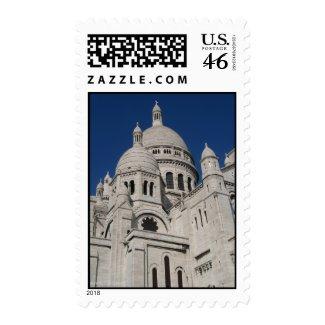 Sacre Coeur 1 Postage Stamp stamp