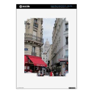Sacre Coeur Basilica Dome, Paris iPad 3 Skins