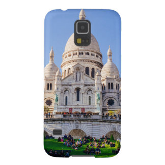 Sacre Coeur Basilica, French Architecture, Paris Galaxy S5 Cover