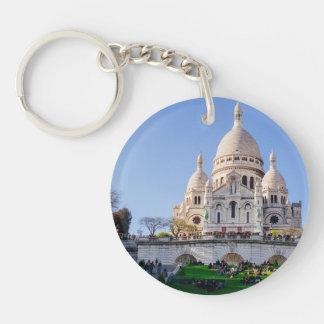 Sacre Coeur Basilica, French Architecture, Paris Keychain