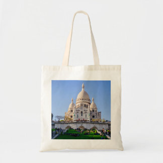 Sacre Coeur Basilica, French Architecture, Paris Tote Bag