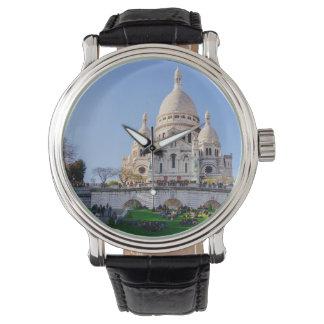 Sacre Coeur Basilica, French Architecture, Paris Watch