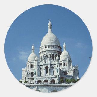 Sacré-Cœur Basilica Sticker