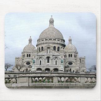 Sacre Coeur de París Tapetes De Raton