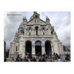 Sacre Coeur en París Postales