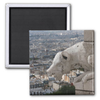 Sacre Coeur Gargoyle 2 Magnet