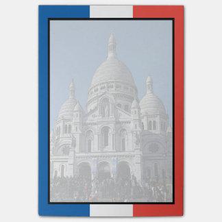 Sacré-Cœur, Montmartre, París, Francia Notas Post-it®