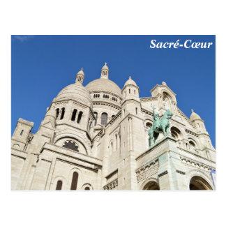 Sacré-Cœur, Paris, France Postcard