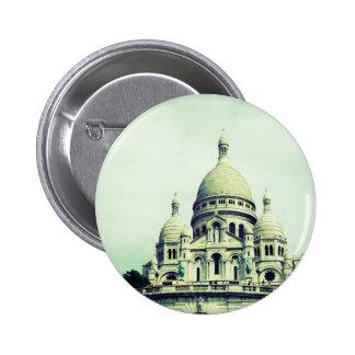 Sacre Coeur Pinback Button