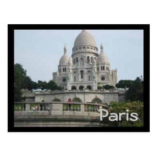 Sacré-Cœur Tarjeta Postal