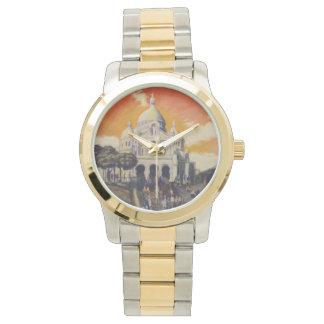 sacre coeur wristwatch