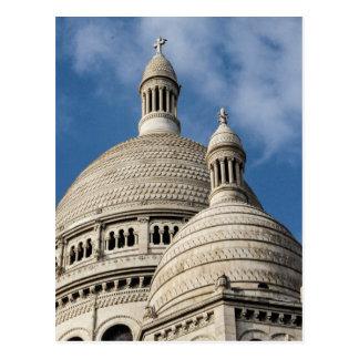 Sacre Couer, Paris - Postcard