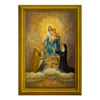 Sacred Art on Archival Heavyweight Paper (Matte) Poster