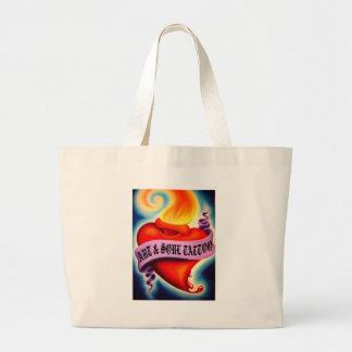 SACRED ART & SOUL TOTE BAG