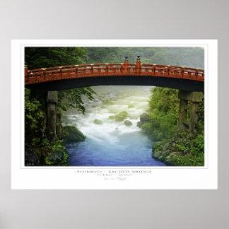 Sacred Bridge Print