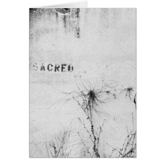 Sacred Card