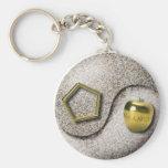 Sacred Chao Key Chain