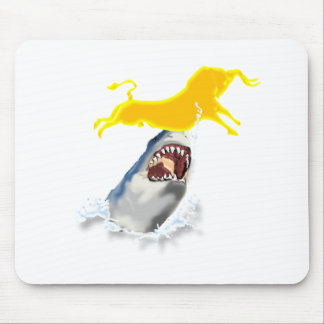 sacred cow mouse pad