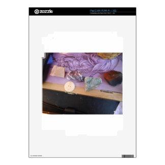 Sacred Crystal Alignment iPad 2 Skins