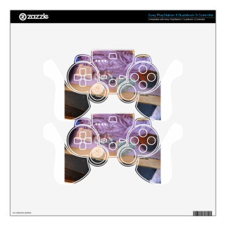 Sacred Crystal Alignment PS3 Controller Skins