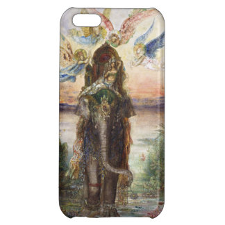 Sacred Elephant Vintage Art by Gustave Moreau Cover For iPhone 5C