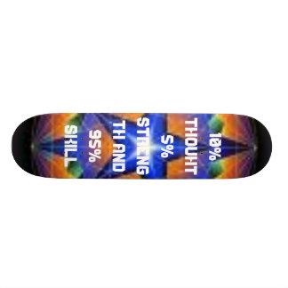 sacred g skate board deck