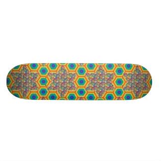 sacred g skateboard deck