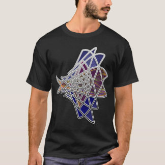 Sacred Geo Fish T-Shirt